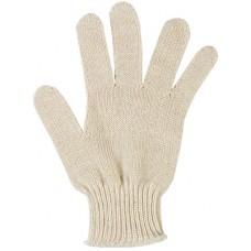 Перчатки вязанные 3-х нить
