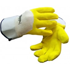 Перчатки стекольщика на х/б онове