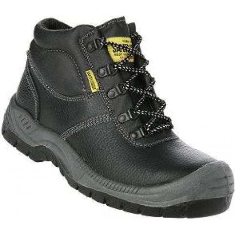 """Ботинки """"BESTBOY"""" Safety Jogger (Бельгия) УТЕПЛЕННЫЕ с металлическим носом и металлической стелькой"""